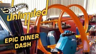 Dine & Dash | Hot Wheels Unlimited | Hot Wheels