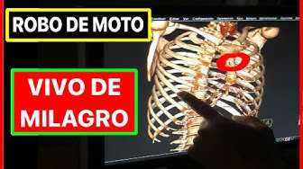 Imagen del video: Lorenzo: Impactantes robos de moto a mano armada