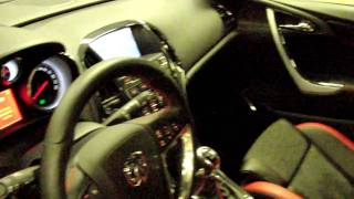 2010 Vauxhall Astra - Interior Revealed Videos