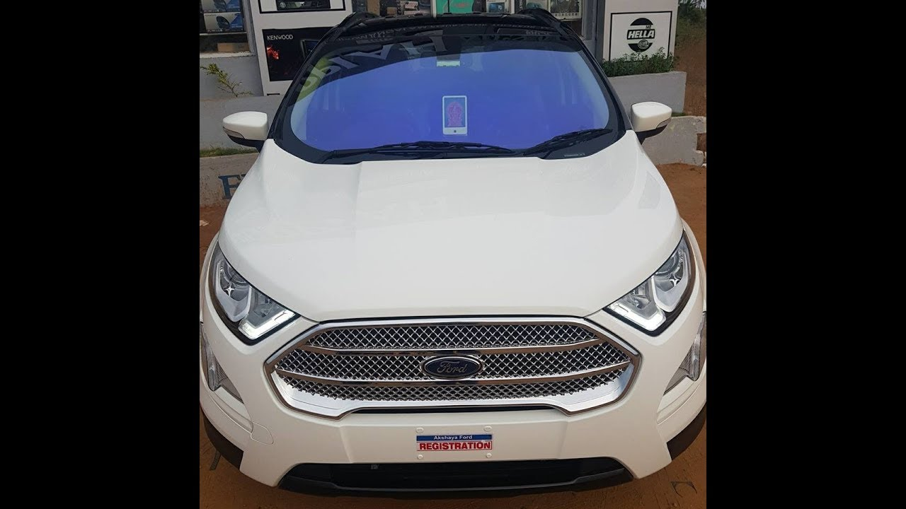 Ecosport Modified Ford Ecosport Accessories