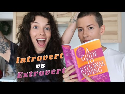 When Extroverts & Introverts are Quarentined Together! from YouTube · Duration:  4 minutes 17 seconds