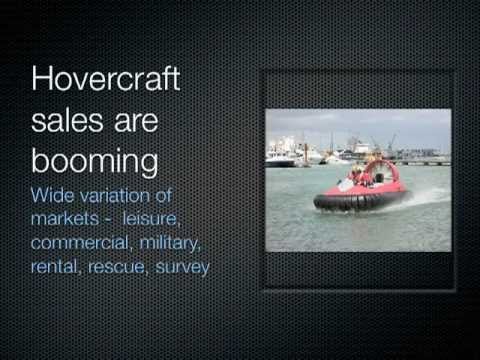 Hovercraft - Business Opportunity