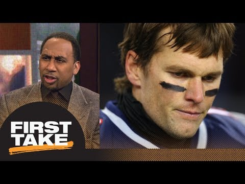 Stephen A. Smith says Tom Brady's injury story is bogus | First Take | ESPN