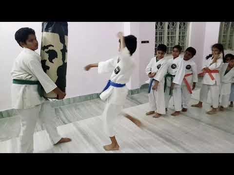 Trishul sports and fitness academy karate class Bangalore Yelahanka (7019123178)