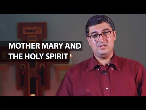 Mother Mary and the Holy Spirit | Fadhi Kastoon | Luminous