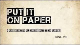 ann-nesby-al-green---put-it-on-paper