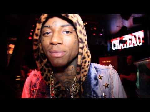 Soulja Boy's 22nd Birthday Party Las Vegas 2012