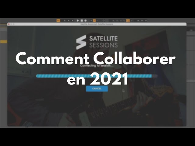 Comment Collaborer en 2021 - Mixed in Key - Statellite - [Mixage en Home Studio]