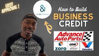 5 Easy Approval Vendors that report to Dun & Bradstreet | Business Credit