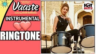 VAASTE : Dhvani Bhanushali - Instrumental Ringtone @Hotbeats