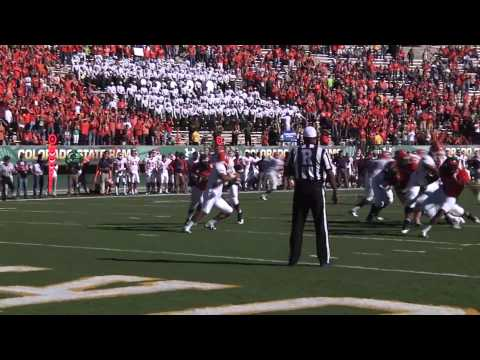 Rams get a safety against UTEP