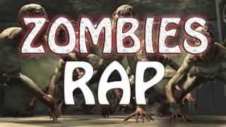 "COD ZOMBIES RAP ♪ ""Never Forgotten"""