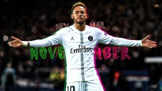 Neymar Jr ● November 2018 | Best Skills & Goals