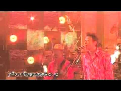 桑田佳祐/南方之星真夏の果実STUDIO LIVE中文字幕