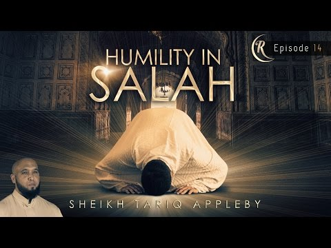 3 Tips To Increase Concentration In Salah ᴴᴰ ┇ #RamadanPicks ┇ Sheikh Tariq Appleby ┇ Ramadan 2016 ┇