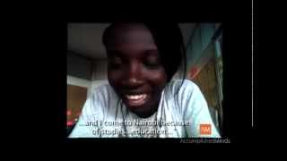 Accomplishedminds-Susan Oguya talks about M-Farm from Kenya's Silicon Savannah HD version