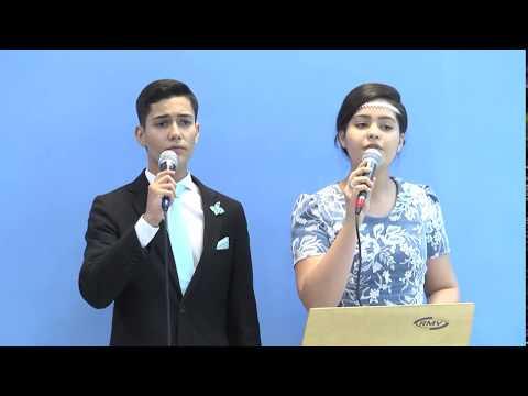 Ana Cristina e Marcos Vinicius