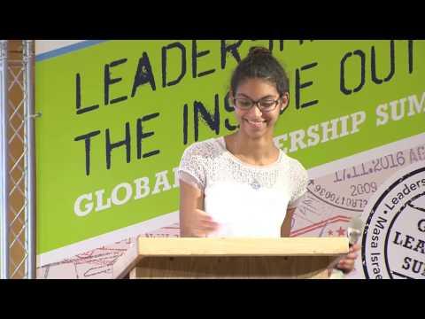 TED Talk - Masa-GLI Global Leadership Summit Nov 2016