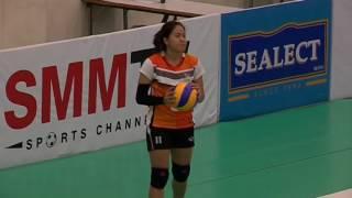 วอลเลย์บอล ถ้วย ข หญิง ร ร กีฬาจังหวัดอ่างทอง - ม กรุงเทพ 25 05 60 thumbnail