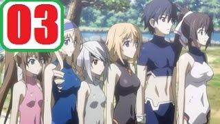 Infinite Stratos Episode 3 English Dub