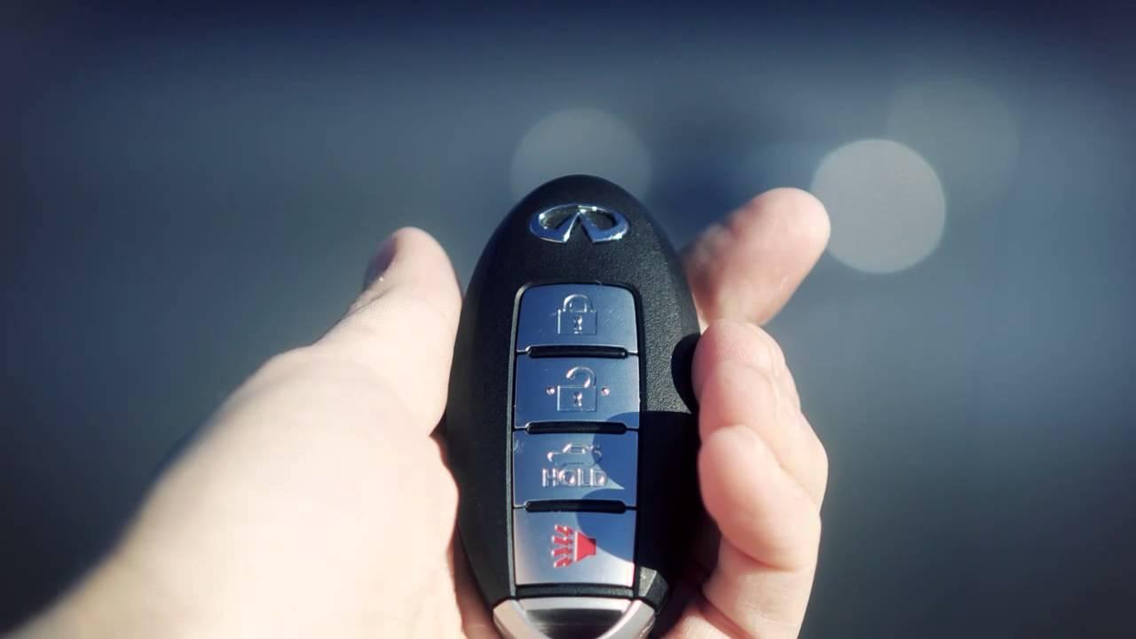 2013 Infiniti M Intelligent Key 174 Amp Locking Functions