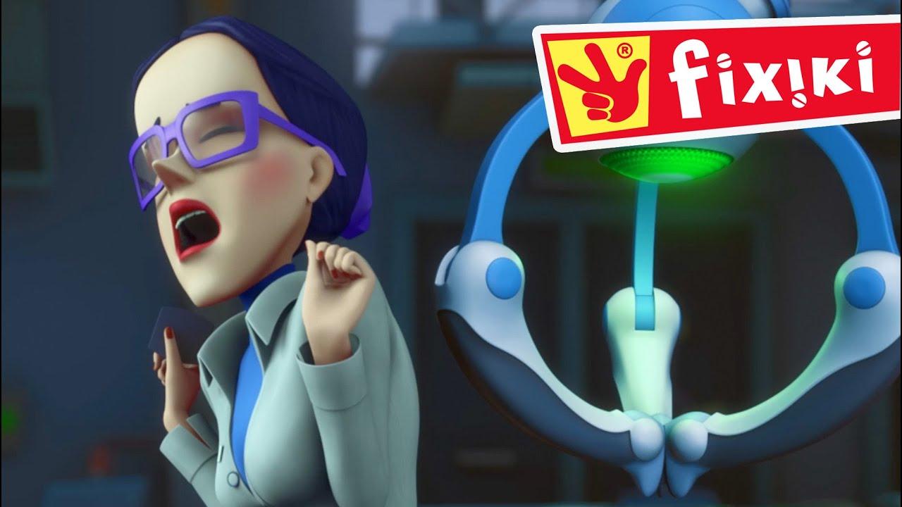 Fixiki - Manipulatorul (Ep.80) Desene animate dublate în română pentru copii