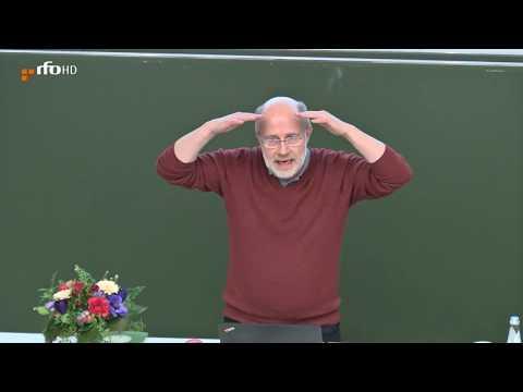 """Prof. Dr. Harald Lesch (LMU München): """"Lass mich doch in Ruh' mit deinem … Klimawandel"""""""