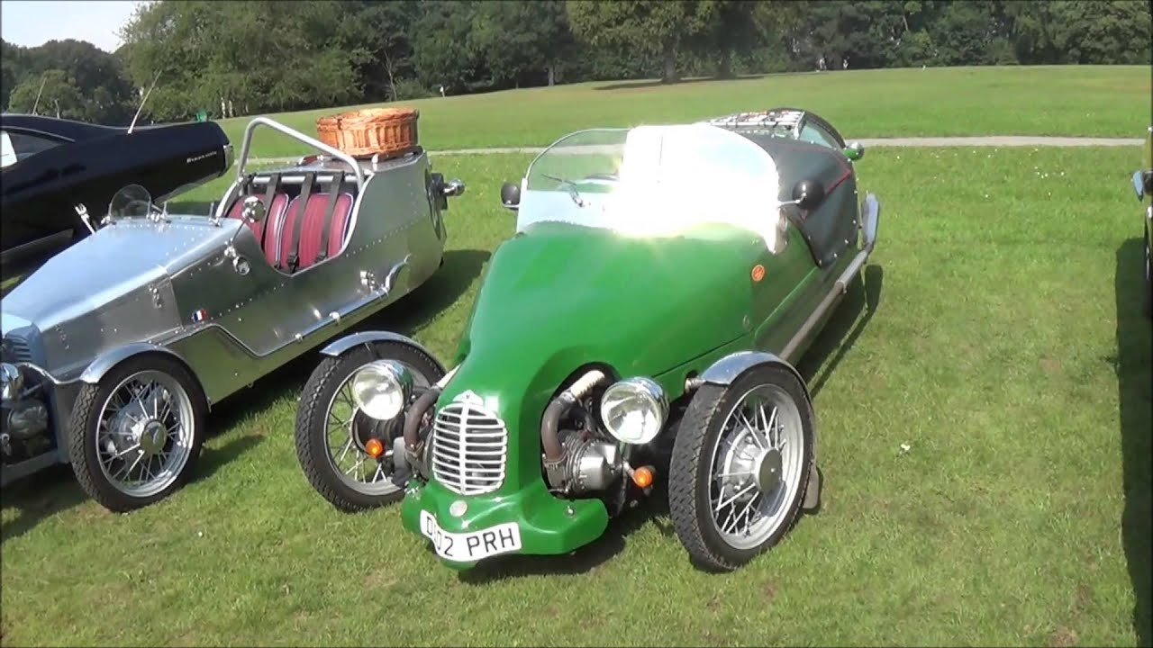 Sewerby Hall Car Show