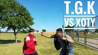 3 point shootout tgk vs xoty