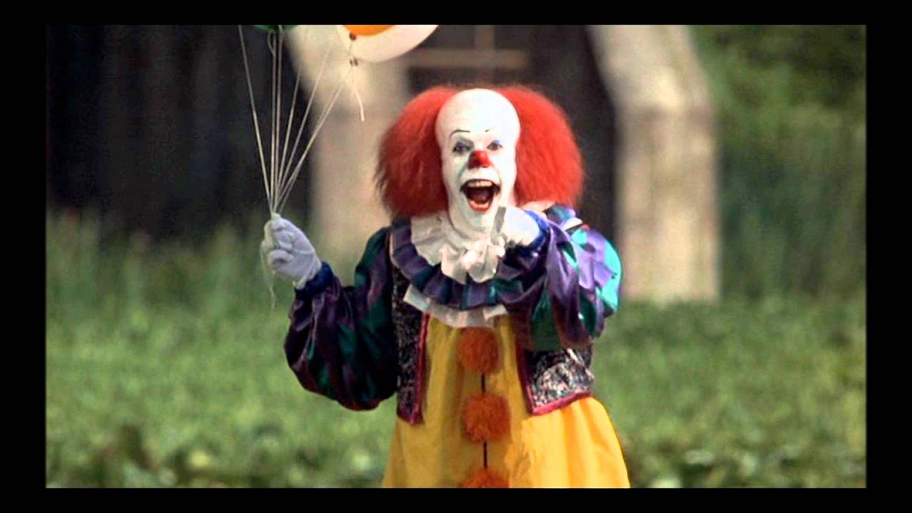 Pennywise The Clowns Voice.wmv