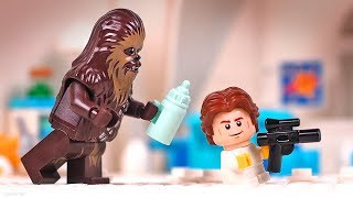 Very young Han Solo - Lego Star Wars - Mini Movie