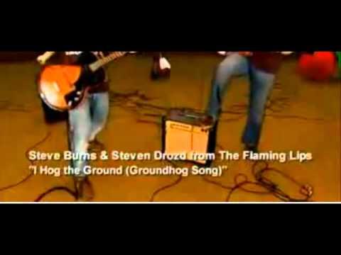 Steve Burns - I Hog the Ground (Groundhog Song)