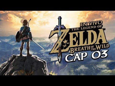 The Legend Of Zelda Breath of the Wild Pt 3 (Primera villa)