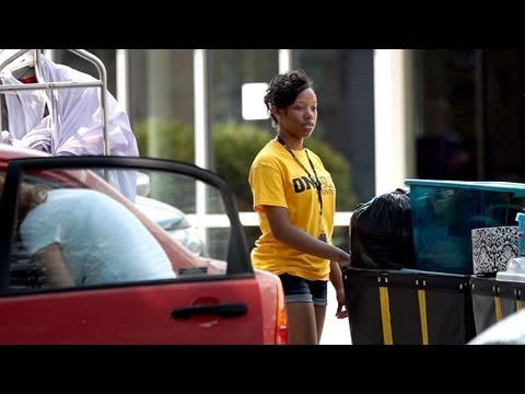 Residence Hall Move-in Day-2013 on YouTube