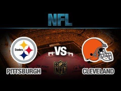 Steelers vs Browns Week 1 | 1st quarter in game update | NFL 2018