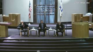 The Rise of Anti-Semitism - Special Edition of the College of Jewish Studies, January 8, 2020