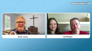 Mark Lowry reveals THE BIG ANNOUNCEMENT