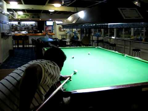 One Big Pool Table