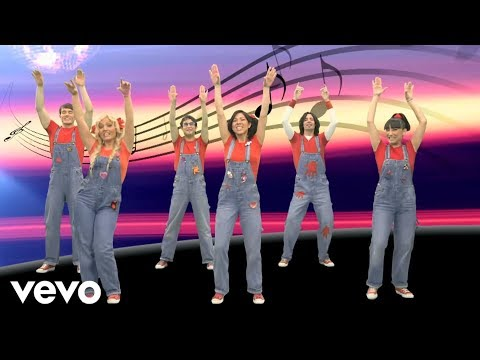 CantaJuego - Levantando las Manos