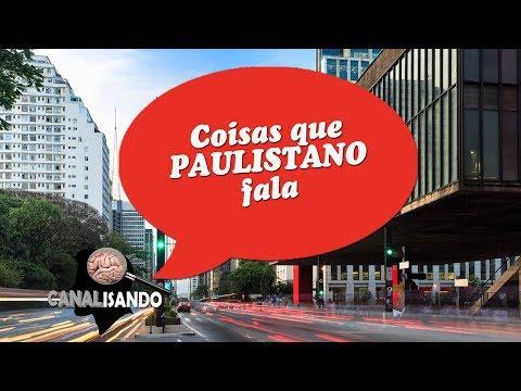 Coisas que paulistano fala | Canal Analisando