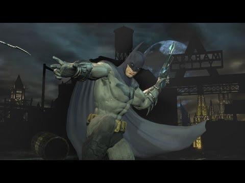 Batman Arkham City Return To Arkham AC Skin