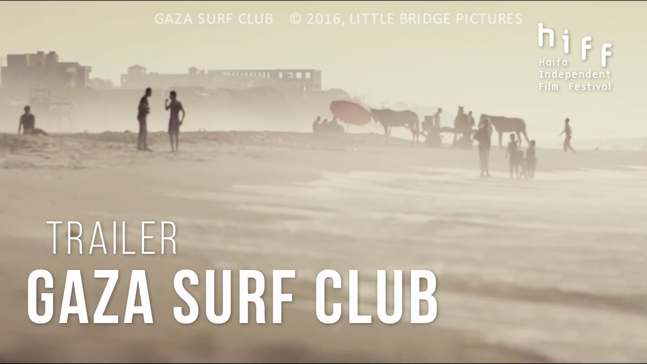 Gaza surf club trailer