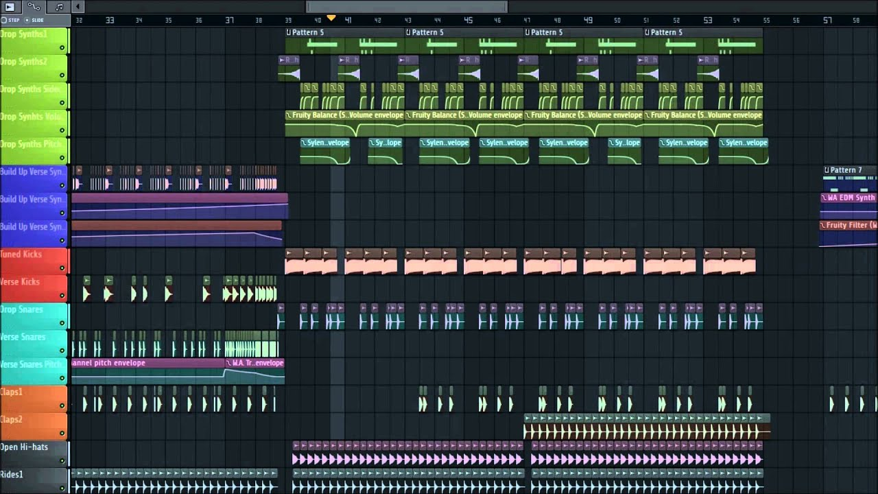 W A Production What About It S Trap Fl Studio Template