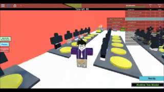ROBLOX: NEXT TOP MODEL - I WON!!