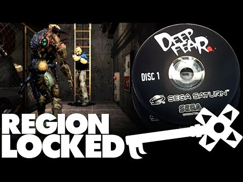 SEGA's Resident Evil Clone That America Lost: Deep Fear - Region Locked Feat. Ashens