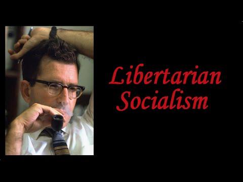 Noam Chomsky on Libertarian Socialism