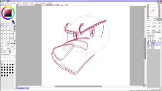How i draw Ty The Tasmanian Tiger
