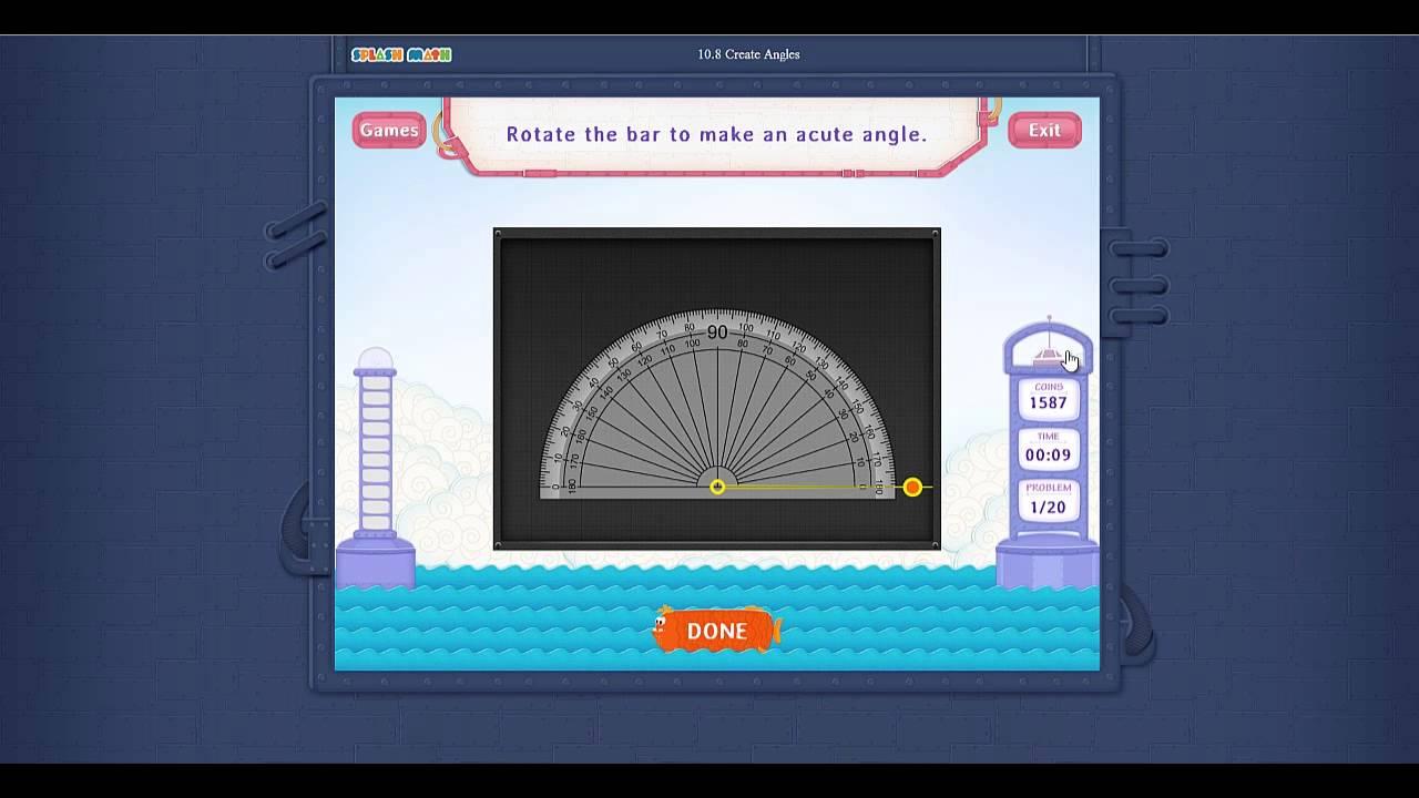 Splash Math - Fun Math Practice For Grades 1-5 (Quick Tour) #Math ...