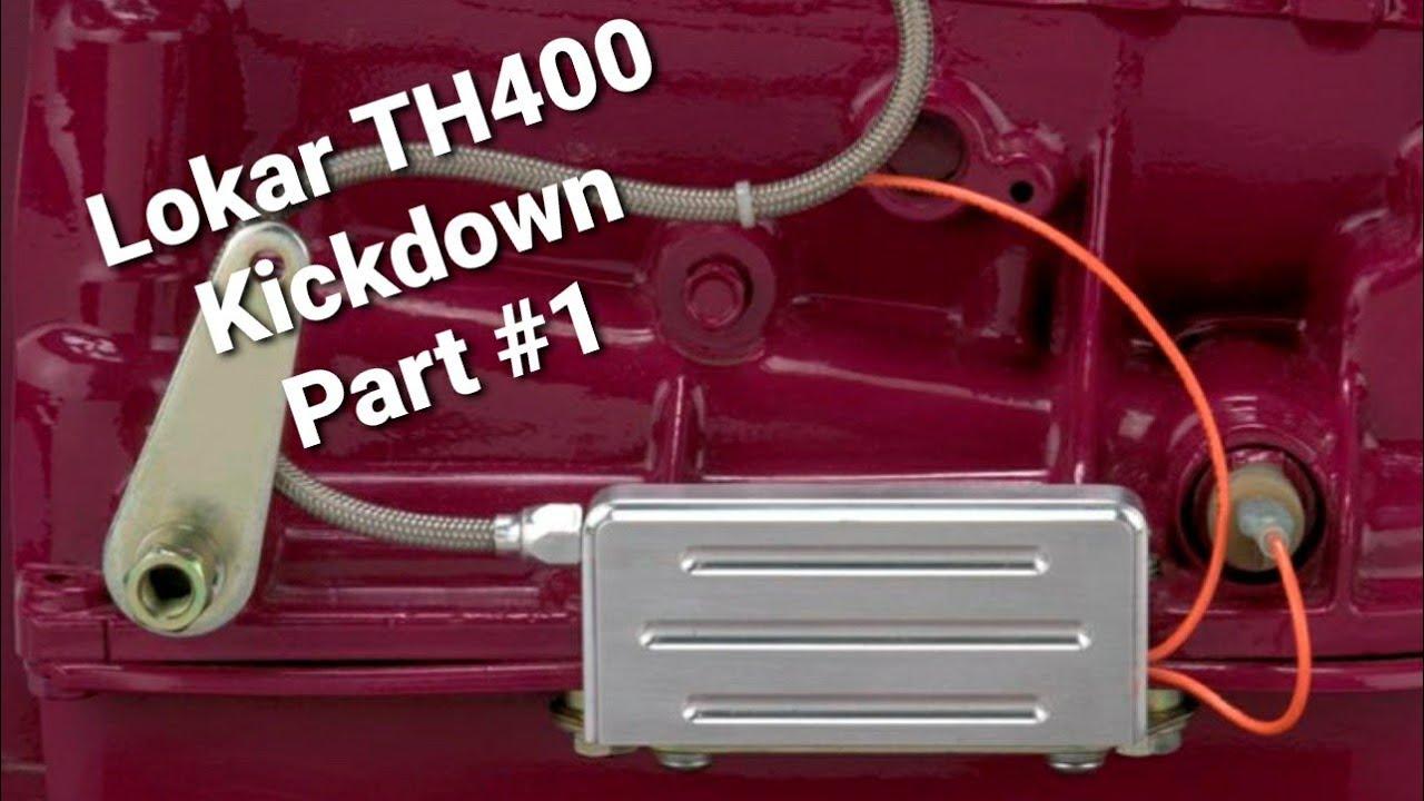 Lokar Kickdown installation TH400 Part# 1-2 | LS Swap | 72 Chevelle -  YouTube | Turbo 400 Kickdown Switch Wiring Diagram |  | YouTube