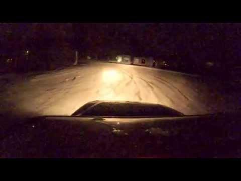Ford Sierra 4x4 2.0 DOHC On Snow